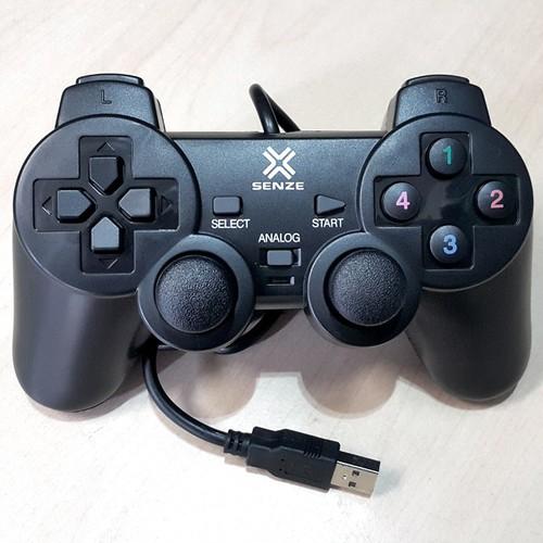 Tay cầm Game đơn cho PC với Thiết kế nhỏ gọn, thoải mái, chống trượt - 7054221 , 16979636 , 15_16979636 , 135000 , Tay-cam-Game-don-cho-PC-voi-Thiet-ke-nho-gon-thoai-mai-chong-truot-15_16979636 , sendo.vn , Tay cầm Game đơn cho PC với Thiết kế nhỏ gọn, thoải mái, chống trượt
