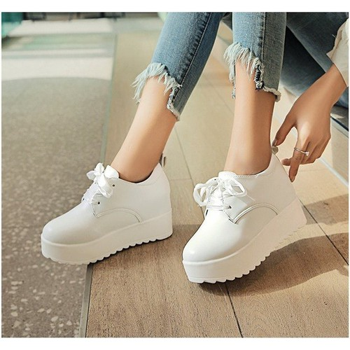 Giày bánh mì nữ phong cách cá tính  BM074T