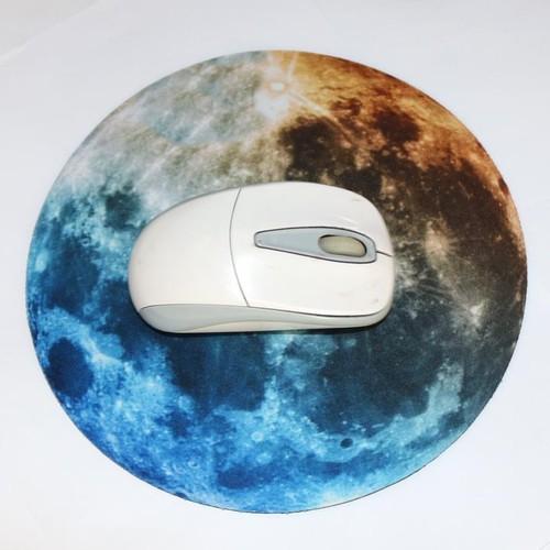 Miếng lót chuột hình ảnh 3D mô phỏng các hành tinh