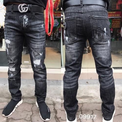 Quần jeans nam lạ mắt