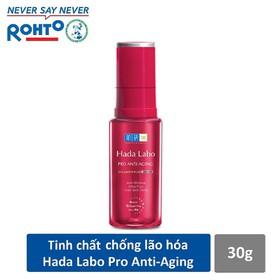 Tinh chất dưỡng chuyên biệt chống lão hóa Hada Labo Pro Anti Aging Essence 30g - RMV-HDLB-PA-E