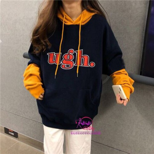áo hoodie nữ UGH