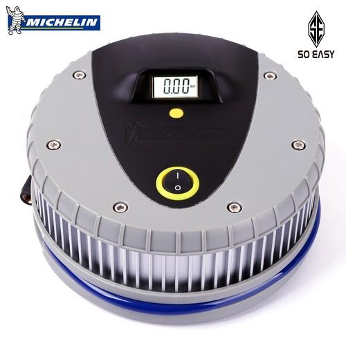 Thiết bị máy bơm lốp xe, bánh xe tự động ngắt Michelin bằng điện cho xe hơi, ô tô, xe tải, xe máy, xe đạp có màn hình hiển thị đồng hồ đo áp, tẩu 12V - 7047596 , 16976540 , 15_16976540 , 1679000 , Thiet-bi-may-bom-lop-xe-banh-xe-tu-dong-ngat-Michelin-bang-dien-cho-xe-hoi-o-to-xe-tai-xe-may-xe-dap-co-man-hinh-hien-thi-dong-ho-do-ap-tau-12V-15_16976540 , sendo.vn , Thiết bị máy bơm lốp xe, bánh xe tự