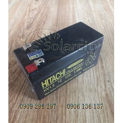 [hitachi 2020 model ac] HOT: Bình ắc quy Hitachi 12V – 1.5Ah chống trộm xe máy panasucy…