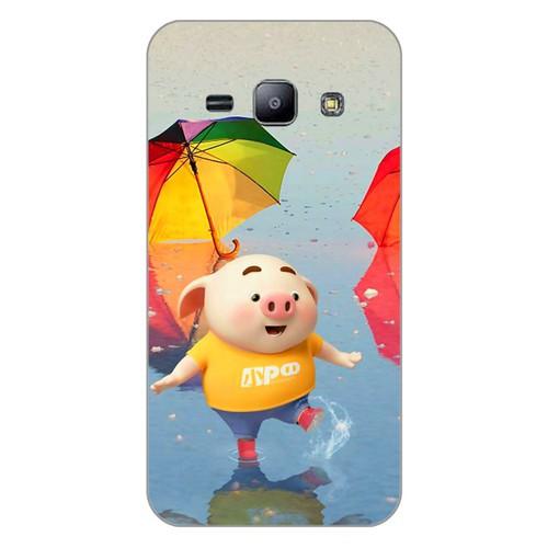 Ốp lưng điện thoại samsung galaxy j2 - Pig 23