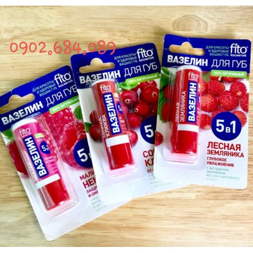 Son dưỡng môi Vaseline thảo mộc Fito 5in1 - 7033271 , 16969707 , 15_16969707 , 55000 , Son-duong-moi-Vaseline-thao-moc-Fito-5in1-15_16969707 , sendo.vn , Son dưỡng môi Vaseline thảo mộc Fito 5in1