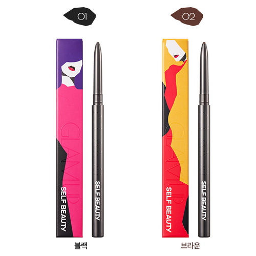 Chì Kẻ Mắt SELF BEAUTY Glam Up Gel Pencil Liner - 7048000 , 16976647 , 15_16976647 , 252000 , Chi-Ke-Mat-SELF-BEAUTY-Glam-Up-Gel-Pencil-Liner-15_16976647 , sendo.vn , Chì Kẻ Mắt SELF BEAUTY Glam Up Gel Pencil Liner