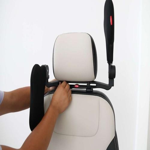 Gối cổ đỡ đầu gắn ghế xe ô tô khi ngủ