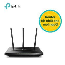 TP-Link Bộ phát Wifi Gigabit chuẩn AC 1750Mbps băng tần kép - Archer C7 - Hãng phân phối chính thức