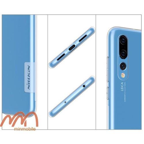 Ốp Lưng Huawei P20 Pro Trong Chống Sốc Nillkin