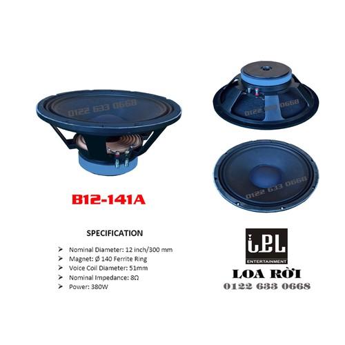 Loa bass rời B12-141A - 4616841 , 16982178 , 15_16982178 , 472000 , Loa-bass-roi-B12-141A-15_16982178 , sendo.vn , Loa bass rời B12-141A
