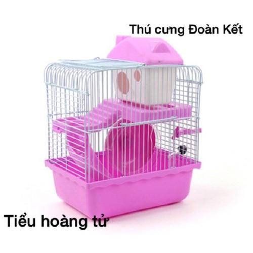 Lồng Nuôi Chuột - Lồng Nuôi Hamster