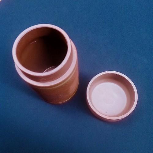 Lọ đựng trà bằng gốm đất nung Bát Tràng