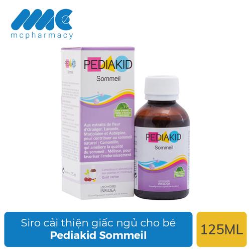 Siro Pediakid Sommeil cải thiện giấc ngủ, giúp bé ngủ ngon hơn - Chai 125ml - 7040487 , 16973117 , 15_16973117 , 315000 , Siro-Pediakid-Sommeil-cai-thien-giac-ngu-giup-be-ngu-ngon-hon-Chai-125ml-15_16973117 , sendo.vn , Siro Pediakid Sommeil cải thiện giấc ngủ, giúp bé ngủ ngon hơn - Chai 125ml