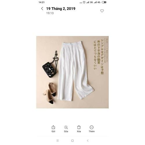 quần đũi xuất Nhật