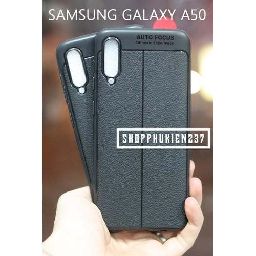 Ốp Lưng Dẻo Đen Giả Da Auto Dành Cho Samsung Galaxy A50 - 7085747 , 16994465 , 15_16994465 , 59000 , Op-Lung-Deo-Den-Gia-Da-Auto-Danh-Cho-Samsung-Galaxy-A50-15_16994465 , sendo.vn , Ốp Lưng Dẻo Đen Giả Da Auto Dành Cho Samsung Galaxy A50