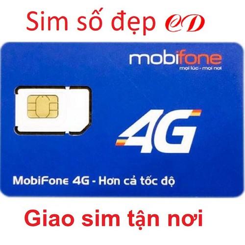SIM số đẹp mobifone đồng giá 2,500,000