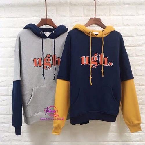 áo khoác áo hoodie ugh