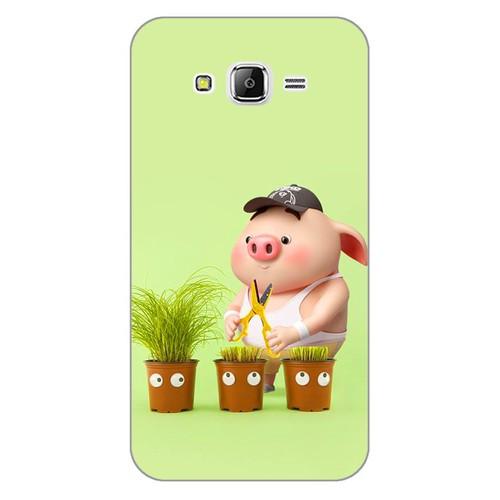 Ốp lưng điện thoại samsung galaxy j7 2015 - Pig 21