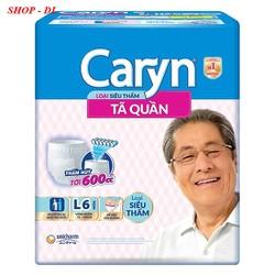 Tã quần siêu thấm Caryn L6