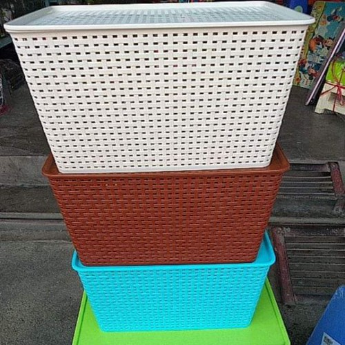 giỏ đựng đồ có nắp hàng của nhựa song long - 7116793 , 17017377 , 15_17017377 , 55000 , gio-dung-do-co-nap-hang-cua-nhua-song-long-15_17017377 , sendo.vn , giỏ đựng đồ có nắp hàng của nhựa song long