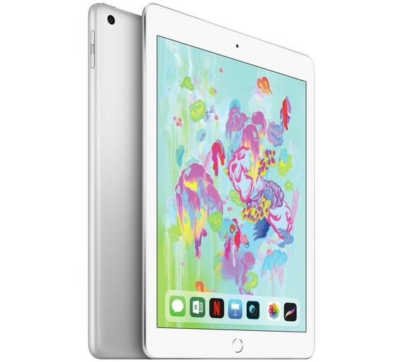 iPad Wi-Fi 128GB 2018 - Chính hãng FPT - 70164676