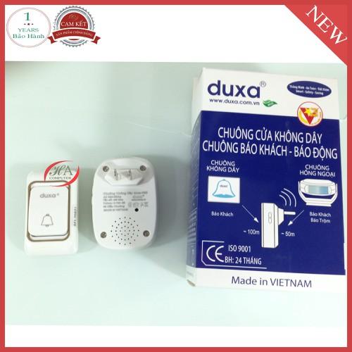 Chuông cửa không dây Duxa HAR65