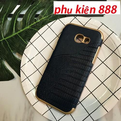 Ốp lưng Samsung Galaxy A5 2017 dẻo giả da