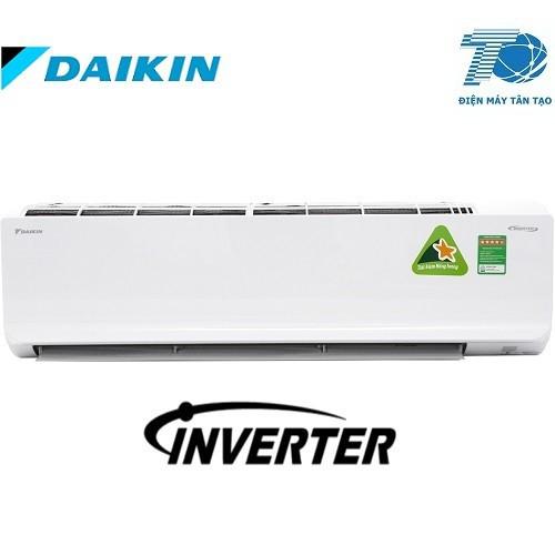 Máy lạnh Daikin Inverter 1.0 HP FTKC25TAVMV - 7114966 , 17016182 , 15_17016182 , 9790000 , May-lanh-Daikin-Inverter-1.0-HP-FTKC25TAVMV-15_17016182 , sendo.vn , Máy lạnh Daikin Inverter 1.0 HP FTKC25TAVMV