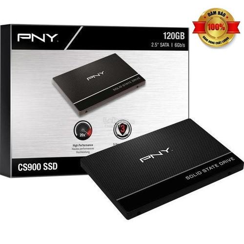 Ổ CỨNG LAPTOP SSD PNY 120G - CHÍNH HÃNG