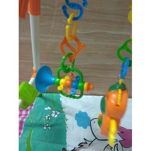 Bộ đồ chơi giá đỡ treo cho em bé tập nhận biết màu sắc chơi đùa nâng cao trí thông minh - 7127190 , 17022818 , 15_17022818 , 217000 , Bo-do-choi-gia-do-treo-cho-em-be-tap-nhan-biet-mau-sac-choi-dua-nang-cao-tri-thong-minh-15_17022818 , sendo.vn , Bộ đồ chơi giá đỡ treo cho em bé tập nhận biết màu sắc chơi đùa nâng cao trí thông minh