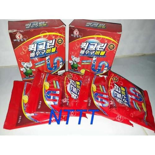 Bột thông cống Hàn Quốc hộp 5 gói - 4786208 , 16995242 , 15_16995242 , 60000 , Bot-thong-cong-Han-Quoc-hop-5-goi-15_16995242 , sendo.vn , Bột thông cống Hàn Quốc hộp 5 gói