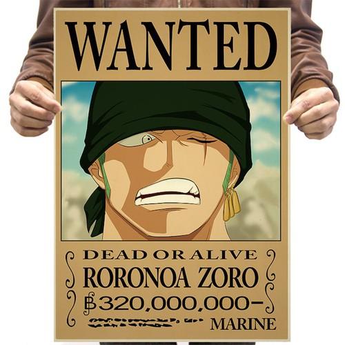 Bộ 9 tấm poster anime dán tường truy nã Băng Mũ Rơm - One Piece - 7097676 , 17003281 , 15_17003281 , 210000 , Bo-9-tam-poster-anime-dan-tuong-truy-na-Bang-Mu-Rom-One-Piece-15_17003281 , sendo.vn , Bộ 9 tấm poster anime dán tường truy nã Băng Mũ Rơm - One Piece