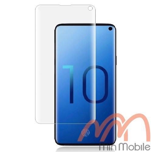 Dán màn hình mềm chống bám vân tay Samsung S10 Plus hiệu Gor