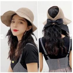 Mũ rộng vành-Mũ chống nắng