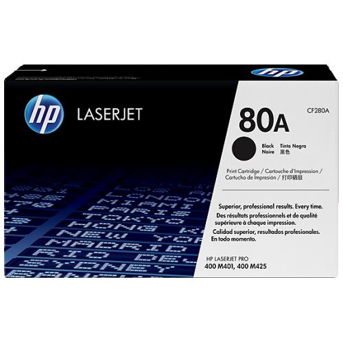 Hộp mực in HP 80A - CF280A