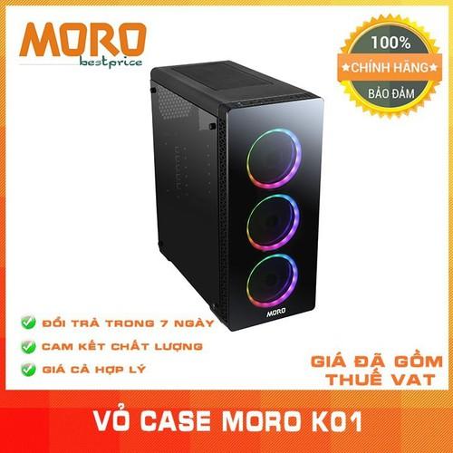 Vỏ case máy tính Moro K01 - 7101325 , 17006578 , 15_17006578 , 999000 , Vo-case-may-tinh-Moro-K01-15_17006578 , sendo.vn , Vỏ case máy tính Moro K01