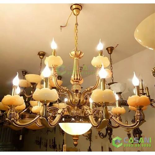 Đèn Chùm Đồng CCD-7012-15