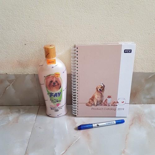 Sữa tắm cho chó mèo Fay siêu mượt 300ml