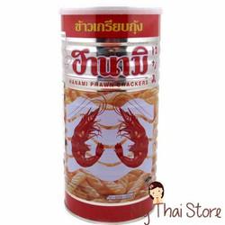 bánh tôm hanami prawn crackers 110g