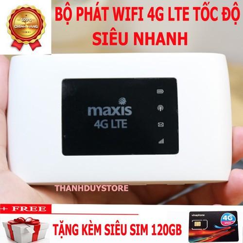 Thiết Bị Wifi Di Động Maxis MF920W - Khuyến Mại Sim 4G