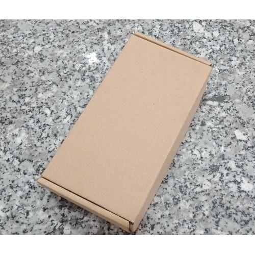 Hộp giấy Carton gói hàng COMBO 150 Hộp. KT 20x10x5 cm