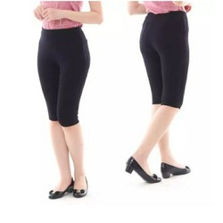 Quần lửng  legging 4 túi nữ