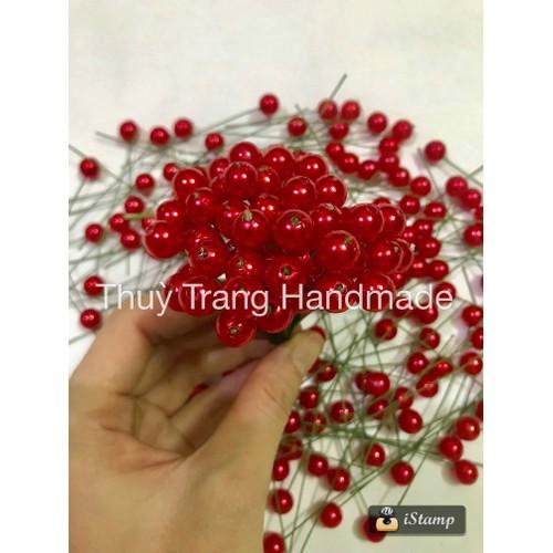 Gói 50 hạt làm đào đông đỏ-loại 8mm - 7118007 , 17017866 , 15_17017866 , 22000 , Goi-50-hat-lam-dao-dong-do-loai-8mm-15_17017866 , sendo.vn , Gói 50 hạt làm đào đông đỏ-loại 8mm