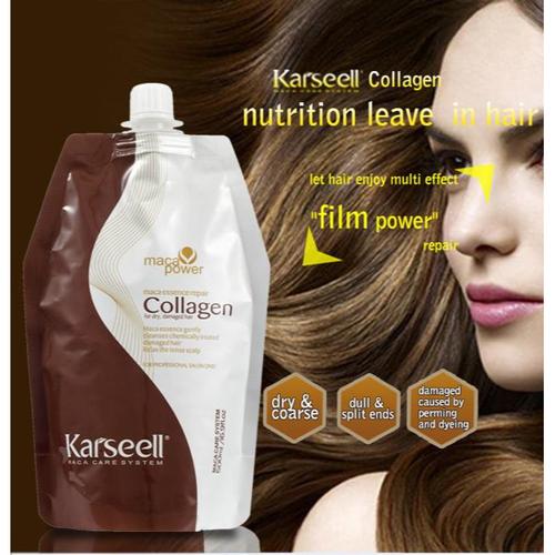 Dầu Hấp Tóc Phục Hồi Tóc Collagen Karseell Maca Siêu Mềm Mượt - Hàng Chuẩn - 7100180 , 17004851 , 15_17004851 , 158000 , Dau-Hap-Toc-Phuc-Hoi-Toc-Collagen-Karseell-Maca-Sieu-Mem-Muot-Hang-Chuan-15_17004851 , sendo.vn , Dầu Hấp Tóc Phục Hồi Tóc Collagen Karseell Maca Siêu Mềm Mượt - Hàng Chuẩn