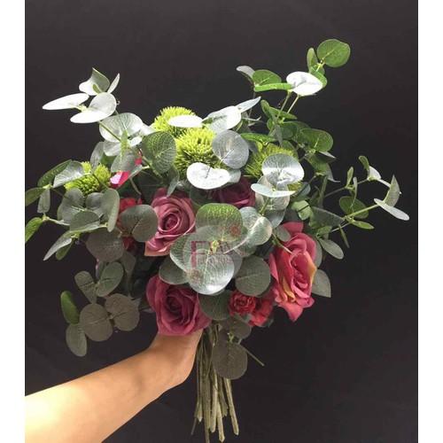 Hoa cưới hoa cô dâu bằng hoa vải hoa lụa cao cấp - HCU229 - 7102695 , 17007219 , 15_17007219 , 570000 , Hoa-cuoi-hoa-co-dau-bang-hoa-vai-hoa-lua-cao-cap-HCU229-15_17007219 , sendo.vn , Hoa cưới hoa cô dâu bằng hoa vải hoa lụa cao cấp - HCU229