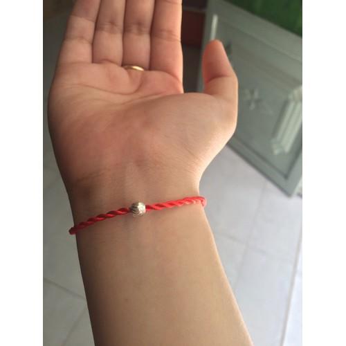 vòng chỉ đỏ may mắn mix bạc ta - 4621256 , 17019505 , 15_17019505 , 53000 , vong-chi-do-may-man-mix-bac-ta-15_17019505 , sendo.vn , vòng chỉ đỏ may mắn mix bạc ta