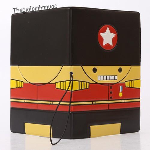 Vỏ Bọc Hộ Chiếu Passport Cover Quân Đội V54