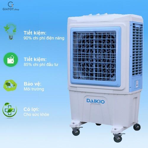 Máy làm mát không khí Daikio DKA - 05000C chính hãng - 4619162 , 16997275 , 15_16997275 , 6200000 , May-lam-mat-khong-khi-Daikio-DKA-05000C-chinh-hang-15_16997275 , sendo.vn , Máy làm mát không khí Daikio DKA - 05000C chính hãng
