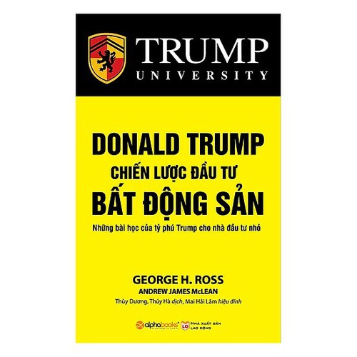 Donald Trump - Chiến Lược Đầu Tư Bất Động Sản - 7128303 , 17023347 , 15_17023347 , 65000 , Donald-Trump-Chien-Luoc-Dau-Tu-Bat-Dong-San-15_17023347 , sendo.vn , Donald Trump - Chiến Lược Đầu Tư Bất Động Sản